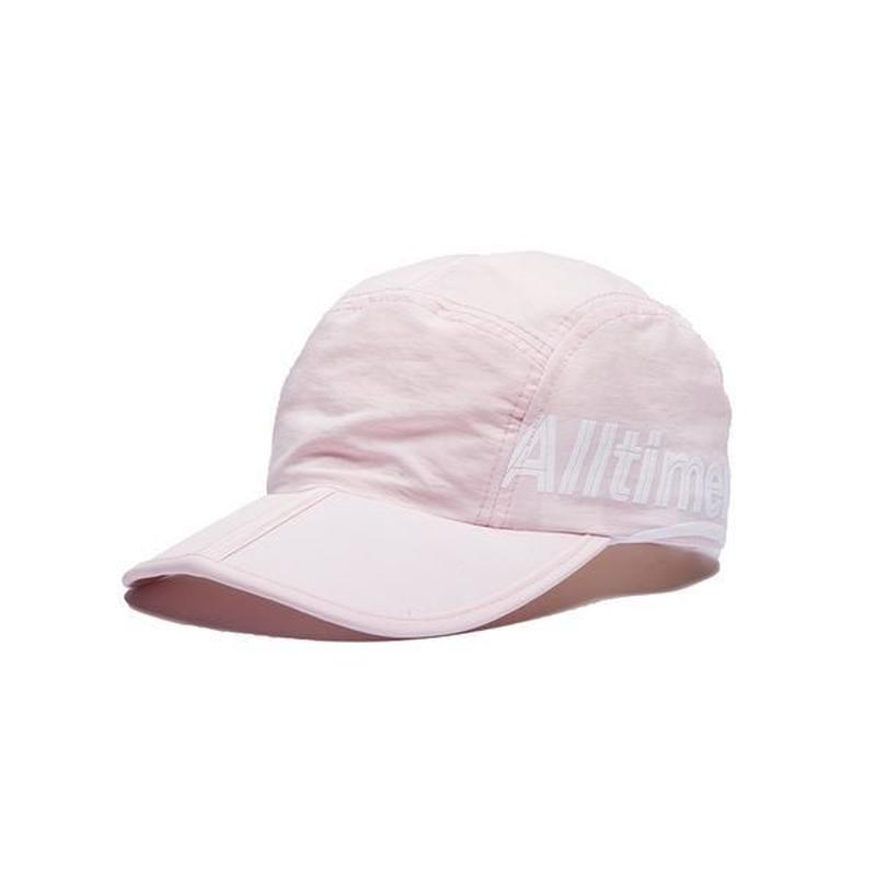 ALLTIMERS ESTATE FOLDABLE HAT PINK