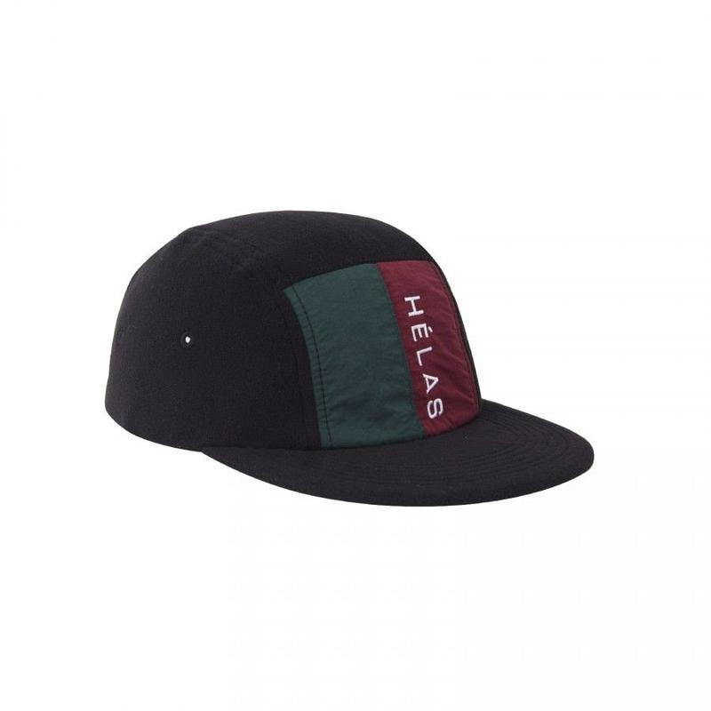 HELAS FREEZE CAP BLACK