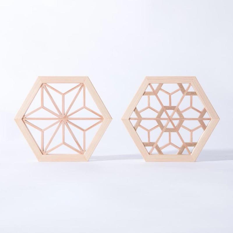 Ornament - 麻の葉 Asanoha-