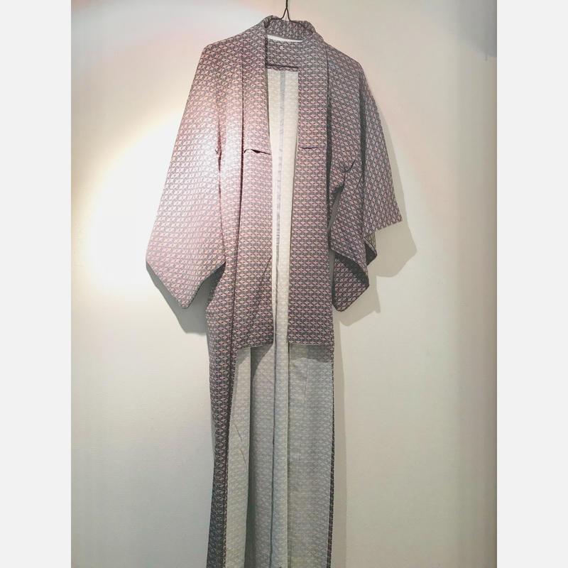 アンティーク浴衣(梅色)