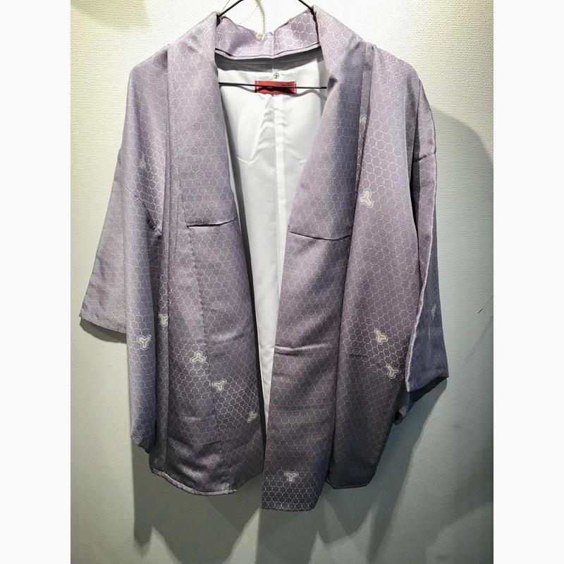 アンティーク羽織(紫鏡)