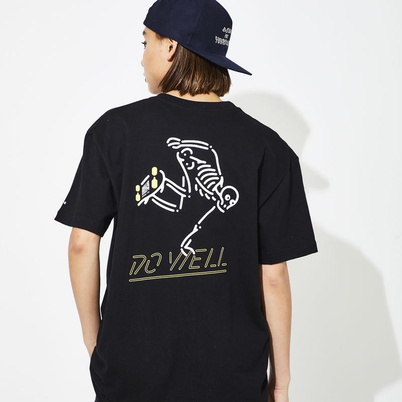 DO WELL TEE (RUTSUBO×ALLRAID)
