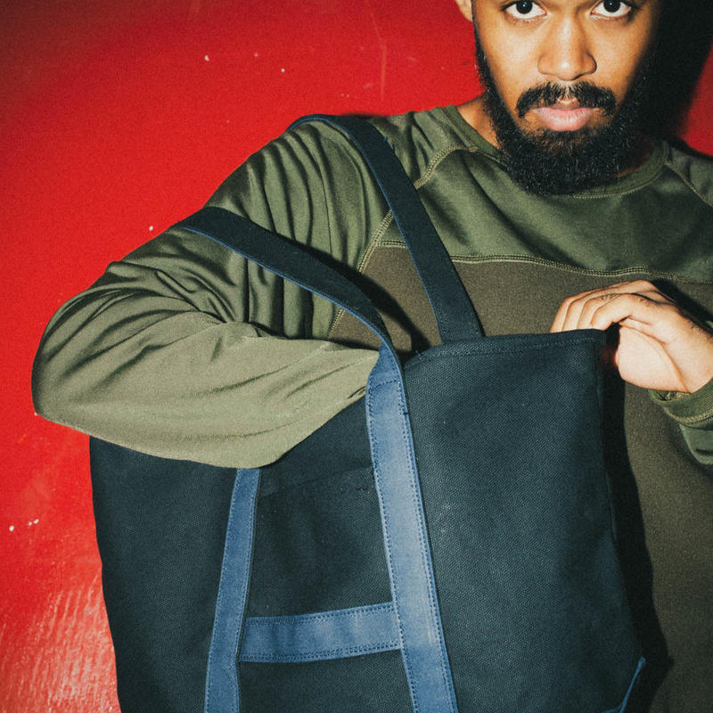 CITY BOY TOTE BAG