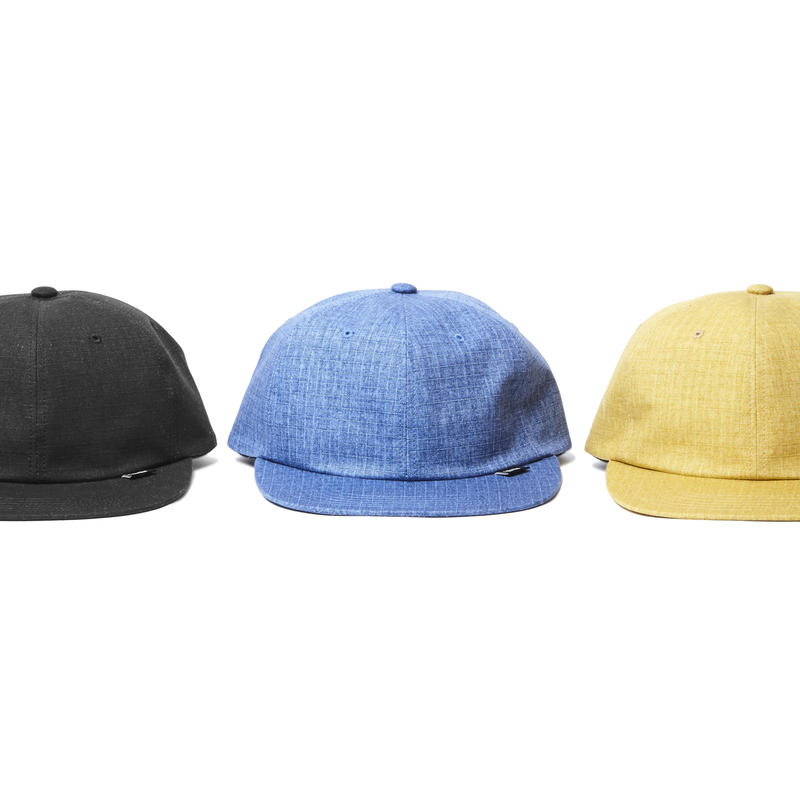 BACK ROUND ARCH 6PANEL CAP