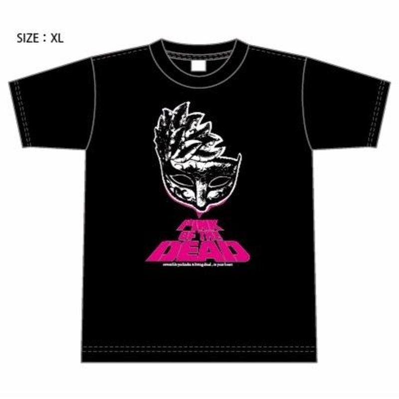 PINK OF THE DEAD Tシャツ