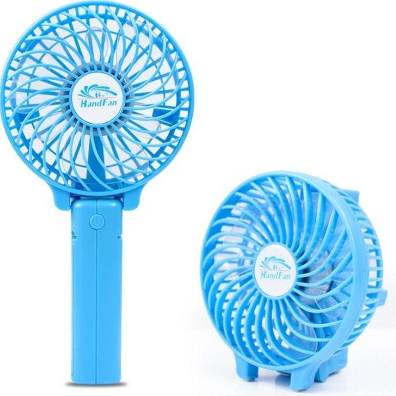 充電式ハンディーファン (扇風機、送風機)
