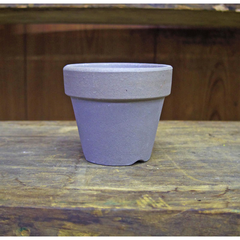 いざわ製陶 いぶし鉢 3号