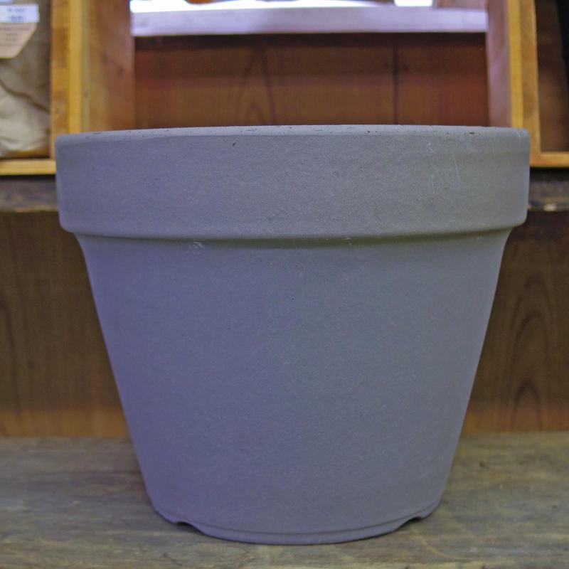 いざわ製陶 いぶし鉢 8号