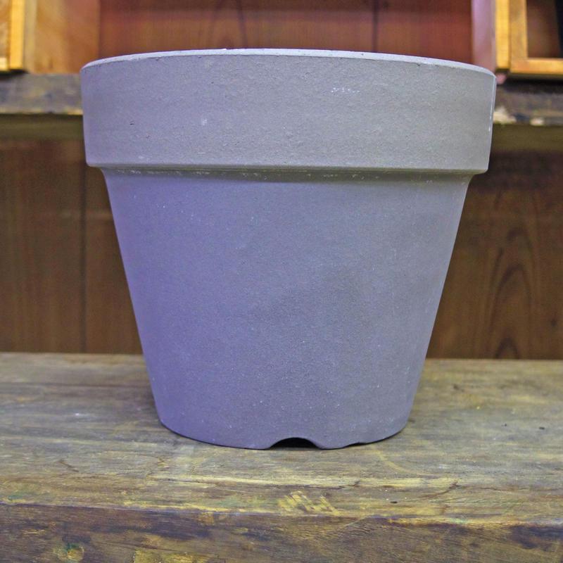 井澤製陶 いぶし鉢 6号
