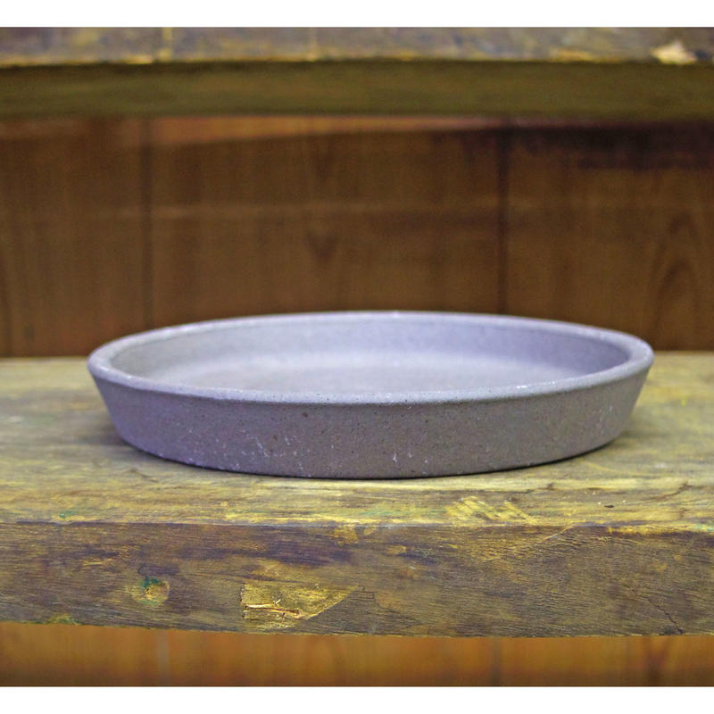 いざわ製陶 いぶし鉢受け皿 6号