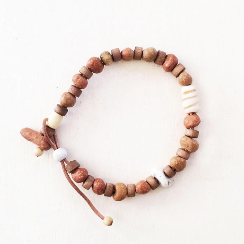 Ceramic Beads Bracelet
