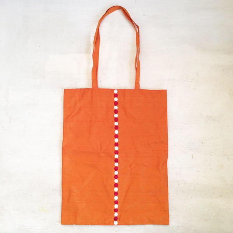 Flat Bag/ Orange
