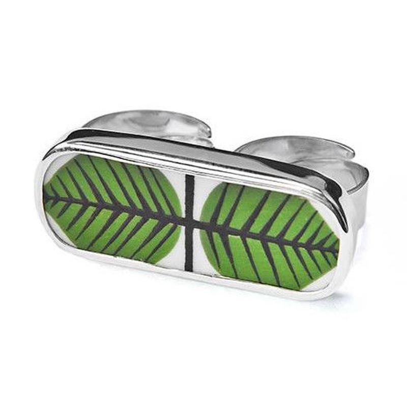 SÄGEN_Berså Double Ring ( リング_フリーサイズ)