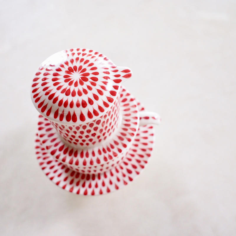 Coffee Cup: Red
