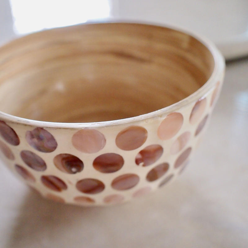 Coconut Bowl: Brown