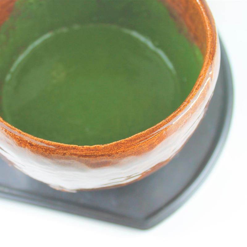 抹茶  千歳の昔 200g 袋入り【濃茶】