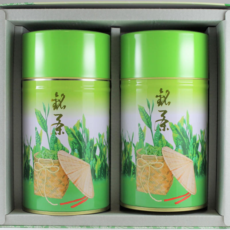 蔵出し新茶2缶(200g×2)セット 川根茶