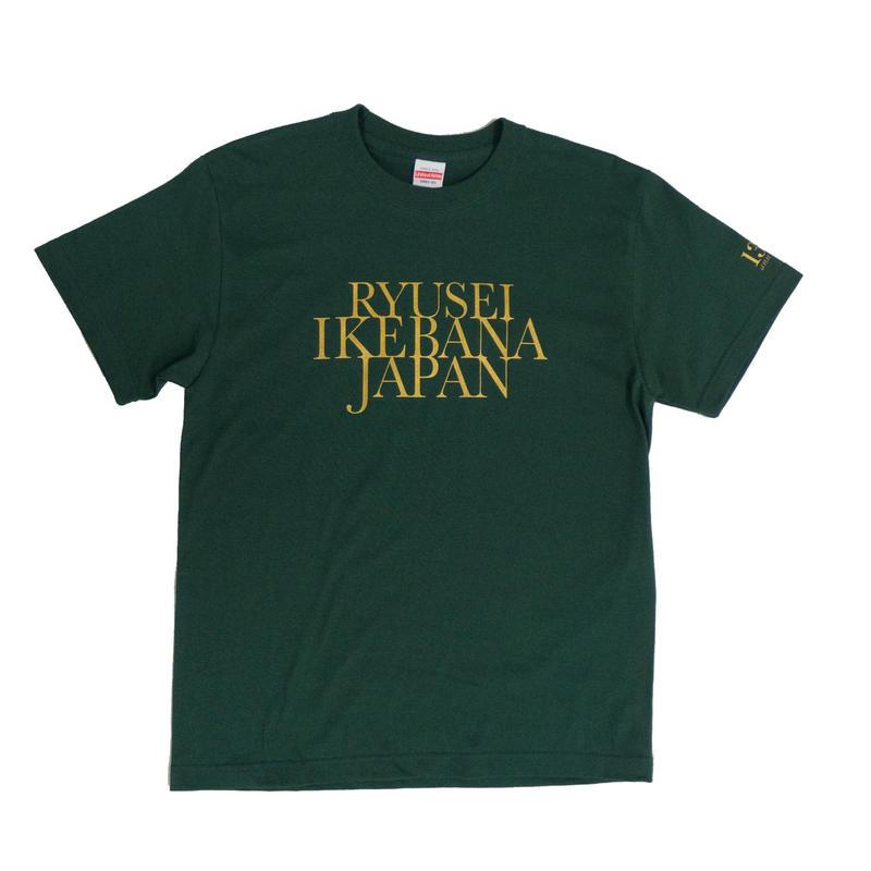 龍生派130周年記念展オフィシャルTシャツ(全6色)