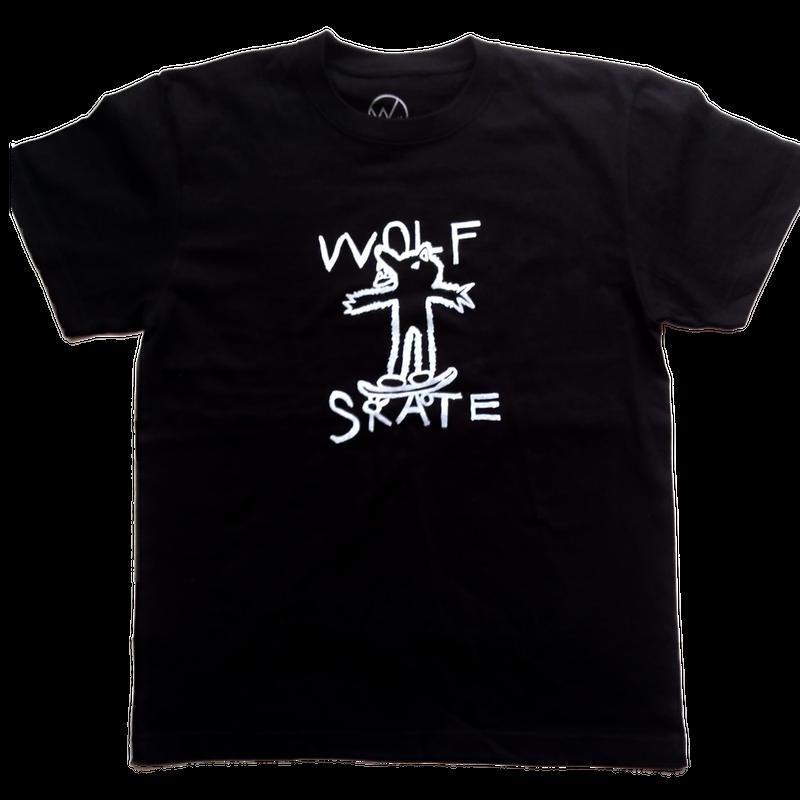 Y's graffiti Logo Tシャツ