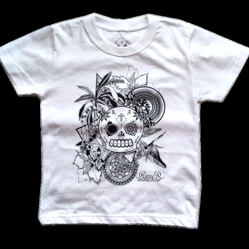 ゼンタングルⅫ Tシャツ