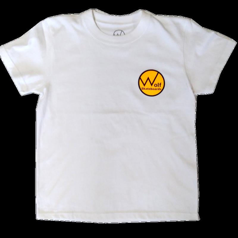 KIDS胸ワンポイントTシャツ
