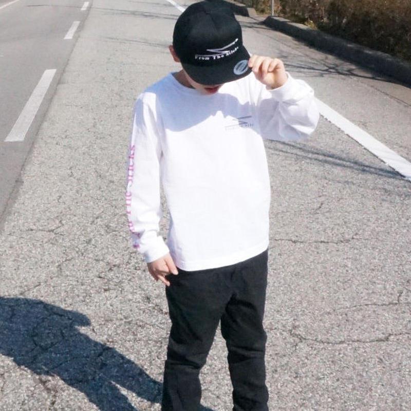 Kids Multi color Long-sleeve Tshirt