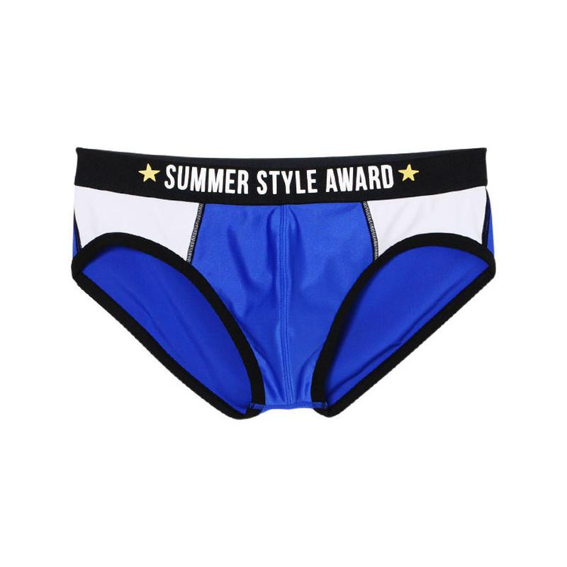 SUMMER STYLE AWARD UNDERPANTS (BLUE)