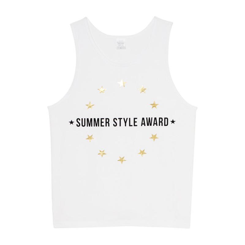 SUMMER STYLE AWARD  公式タンクトップ (WHITE)