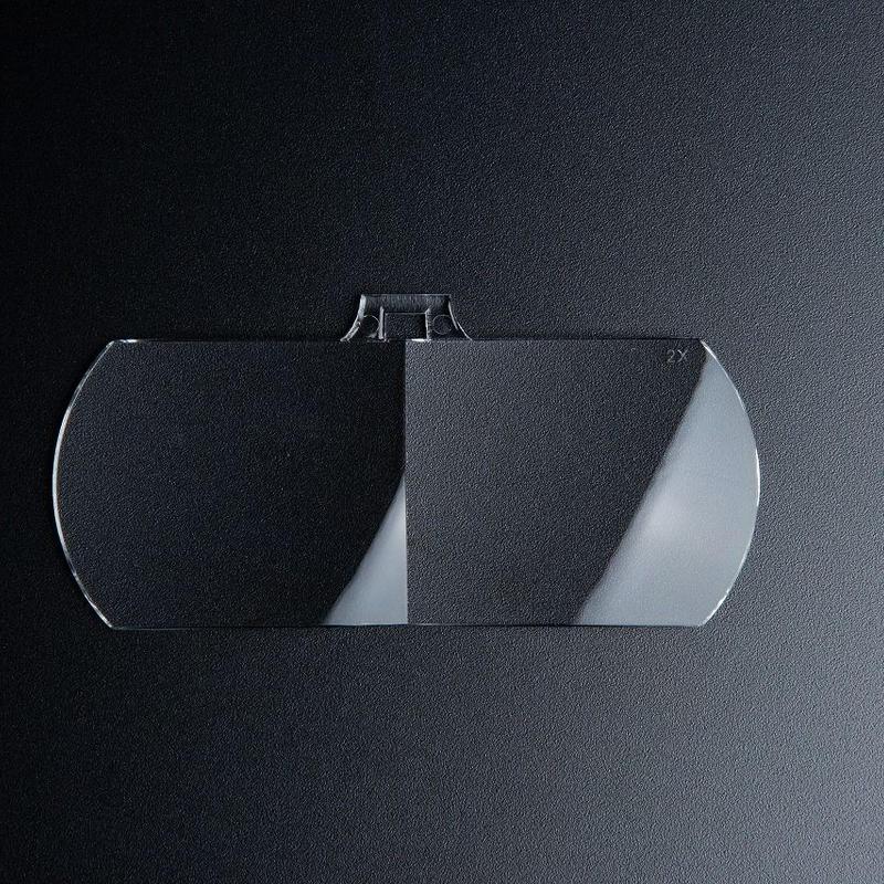 交換用レンズ(大:2.3倍)