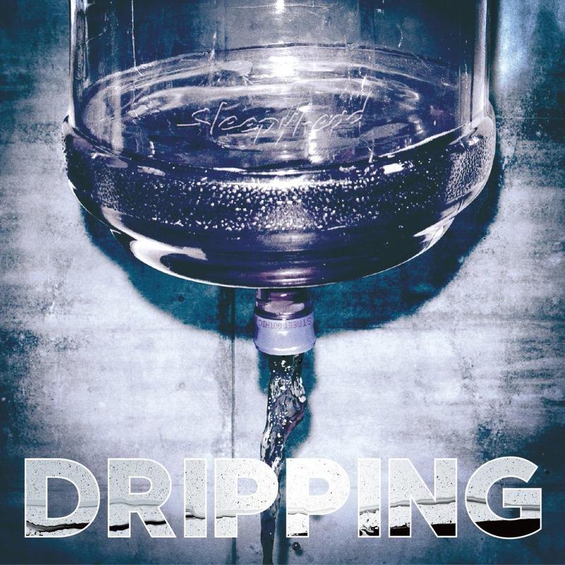 1st Full Album「DRIPPING」【通常盤】SACT-0002