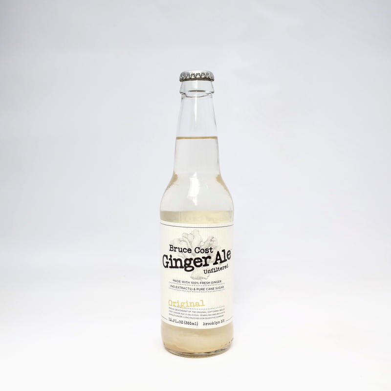 Bruce Cost  Fresh Ginger ale  オリジナル