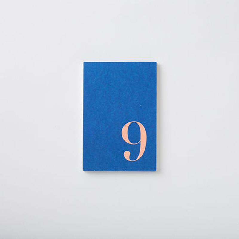 MEMO PAD mini 「9」