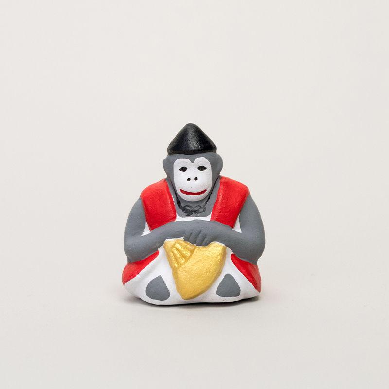 尾崎人形 靭猿(干支サル)