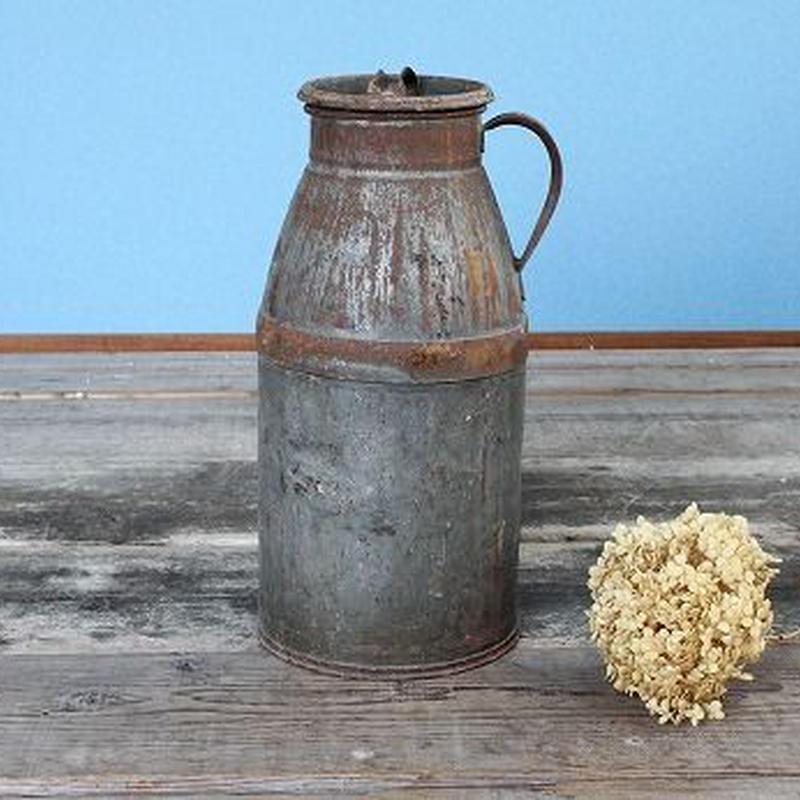 品番 z-0592 ミルク缶 ミニ