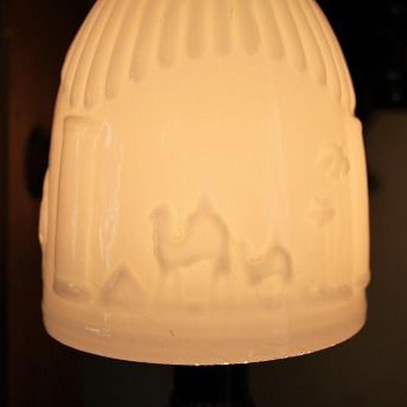 品番 a-0242 電笠 エジプト柄