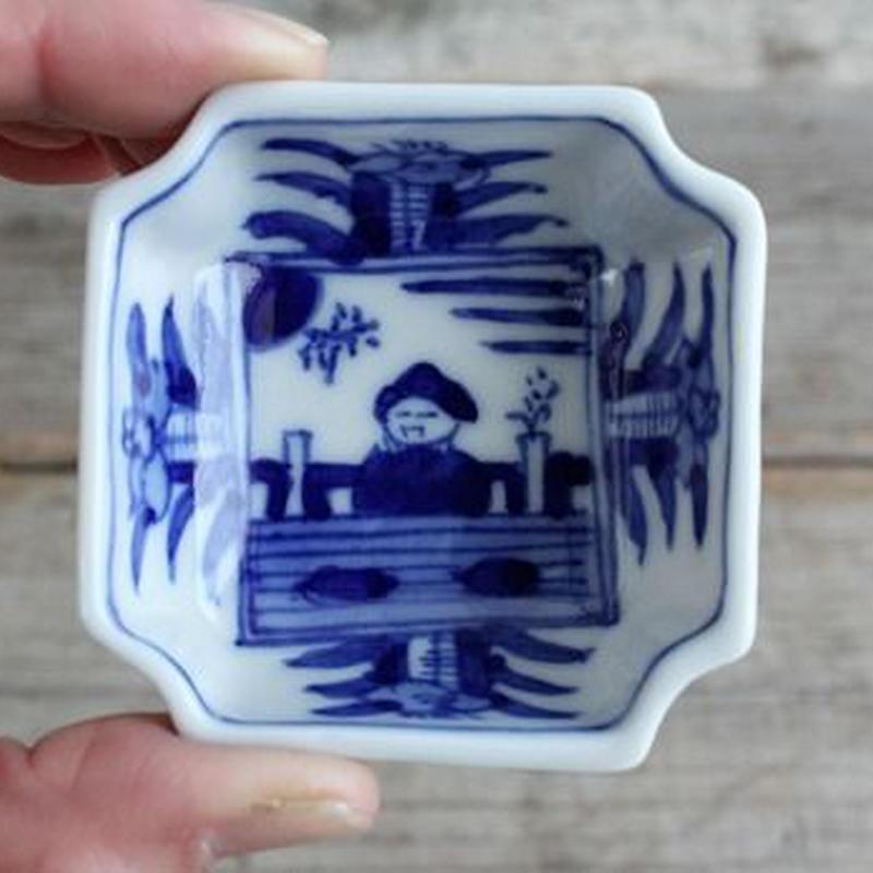 品番 t-0264 染付 豆小鉢