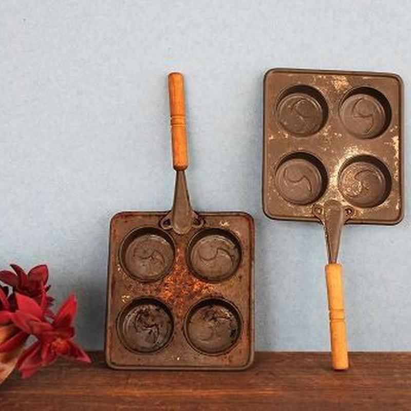 品番 z-0565 ブリキ 菓子型