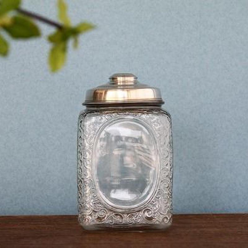 品番 g-0654 飴屋瓶 唐草