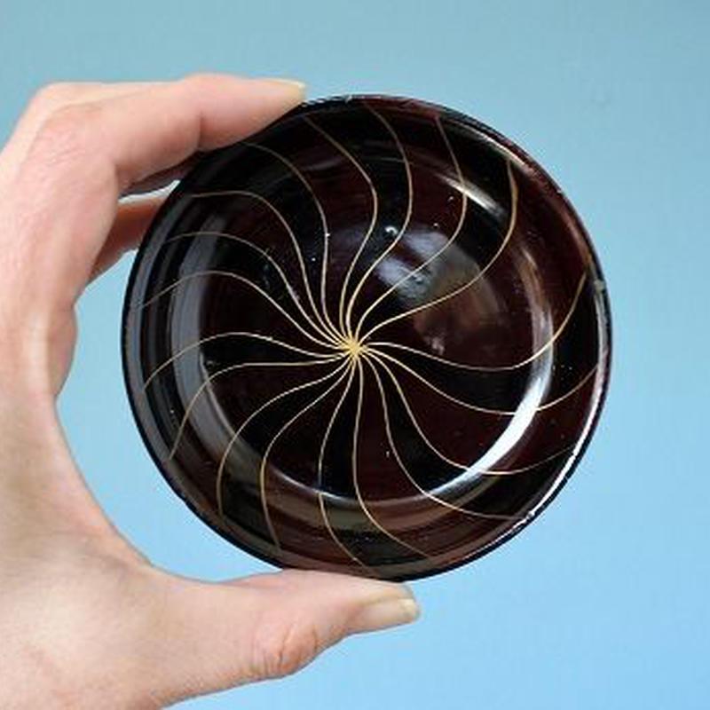 品番 z-0580 塗小皿