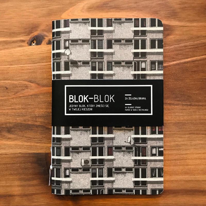 Zupagrafika BLOK-BLOK MINI NOTEBOOK