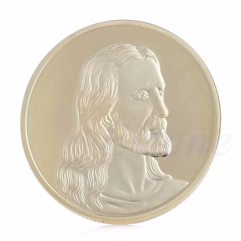 イエス 最後の晩餐 ゴールドコイン
