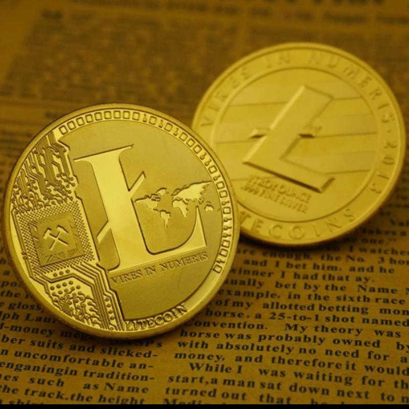 ライトコイン ゴールドコイン 2013年