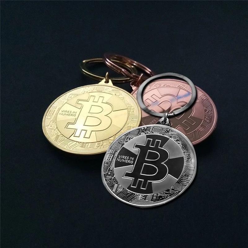 ビットコイン キーホルダー 2017年度版