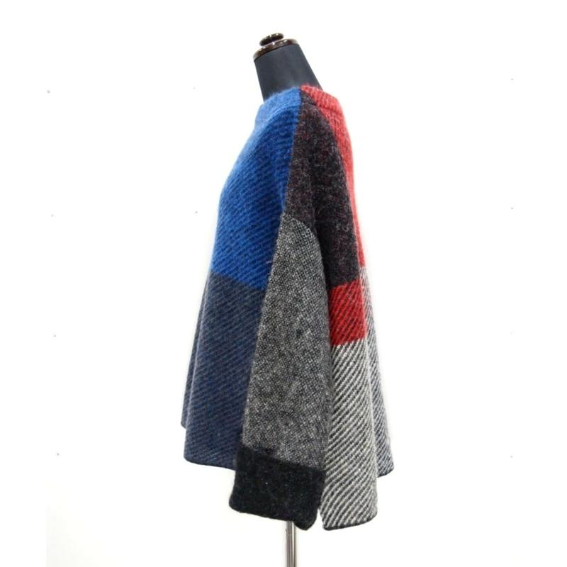 Combination knit <Mix1> _ Lades_F size