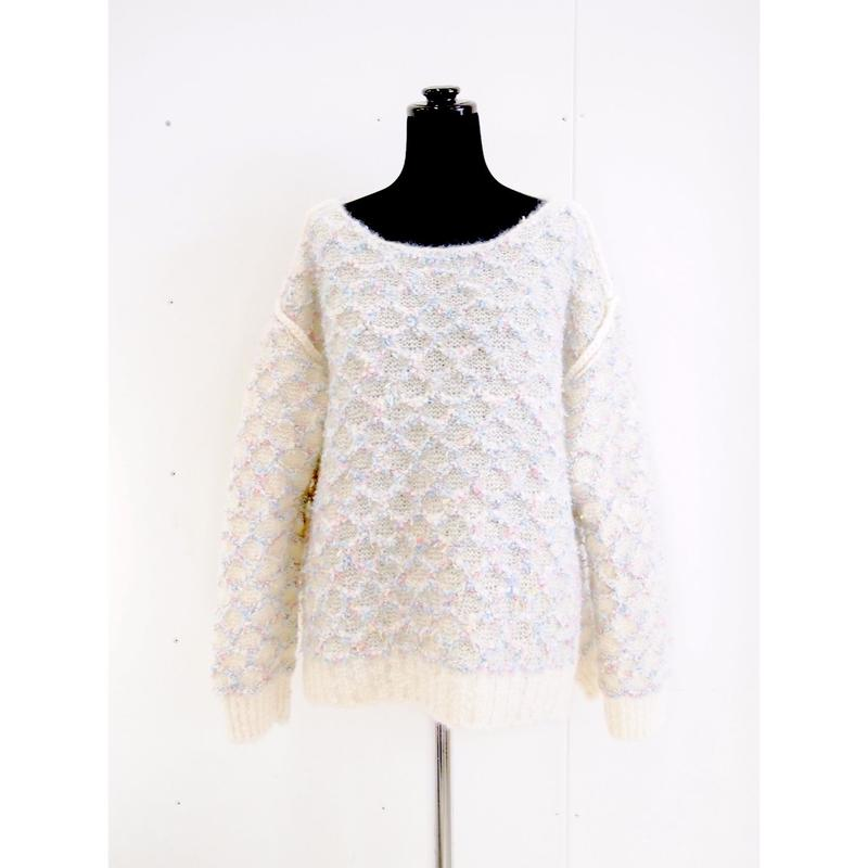 【Pre-order】 < IVORY / Pop candy dots>