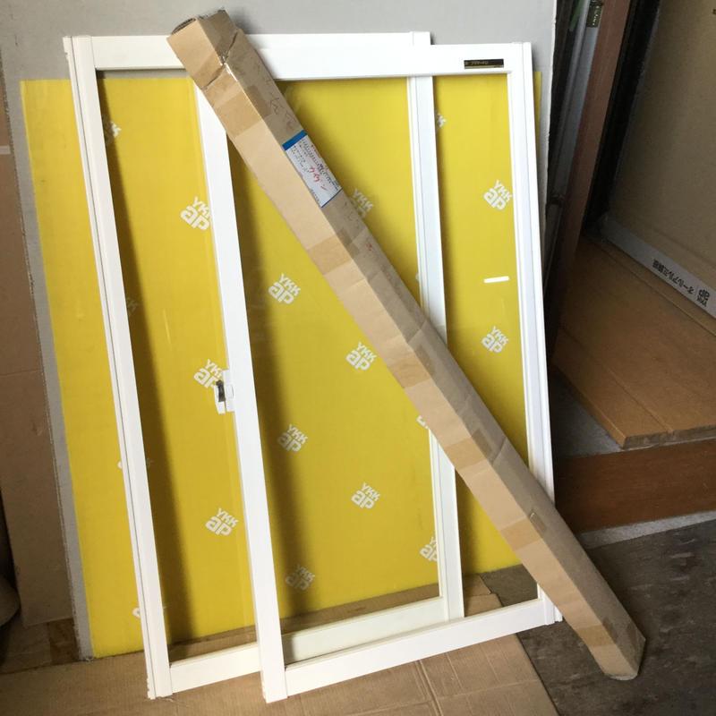 YKK AP エコ内窓 引違い窓 W1160×H1100(定価39,900円)
