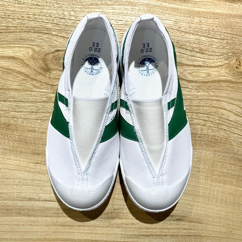 小学校用上履き(緑)