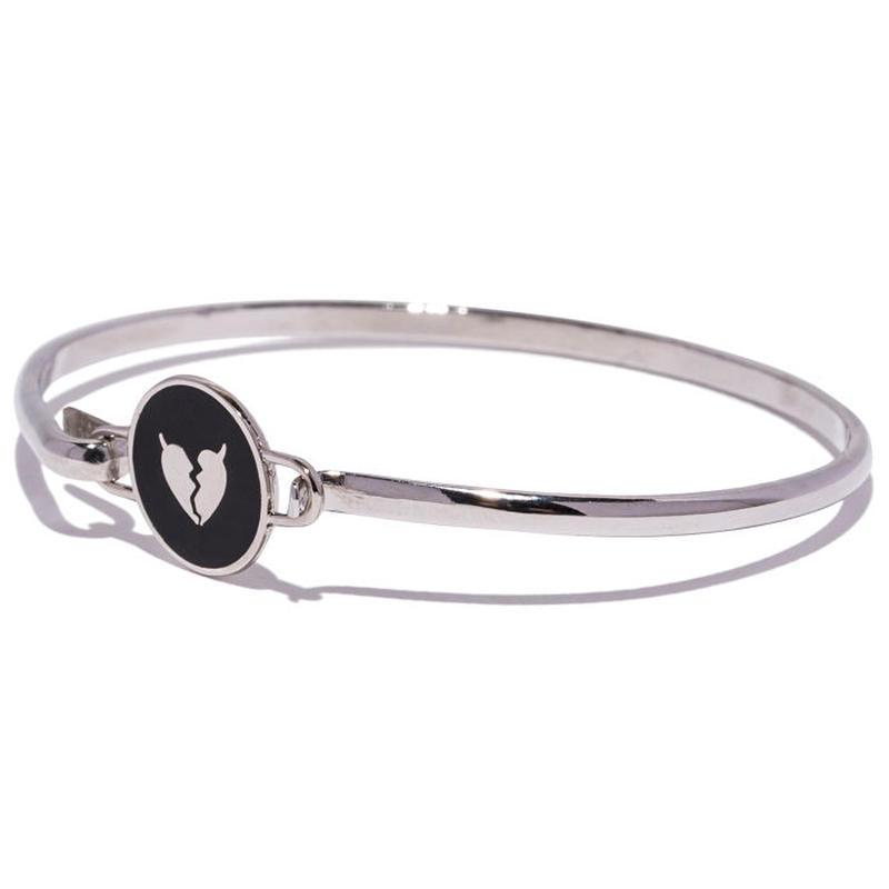 Deviluse Heartaches Bracelet SILVER