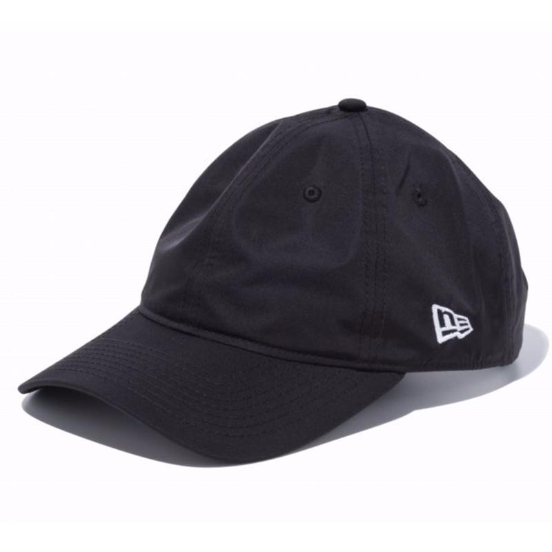 NEW ERA 9THIRTY MEMORY TWILL CAP BLACK