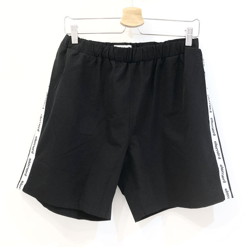 ELEMENT FLEX LINE SHORT BLACK